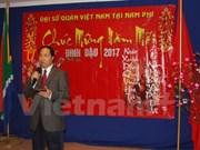 Vietnam espera una mejor conexión empresarial con Sudáfrica