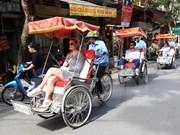 Aumenta número de turistas en Hanoi en ocasión del Tet
