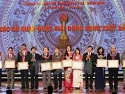 Concurso periodístico destaca trabajo de construcción partidista
