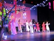 Vietnamitas en Francia saludan mayor fiesta tradicional