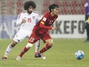 Vietnam jugará amistoso contra China Taipéi
