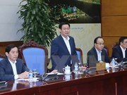 Vietnam continúa esfuerzos por crear entorno favorable para el desarrollo empresaria