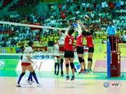 Inauguran torneo internacional de voleibol en Vietnam