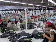 Vietnam: 15 mil millones USD por ventas de productos textiles a EE.UU. y Japón