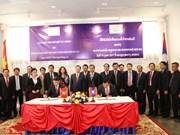 Vietnam y Laos impulsan cooperación bancaria