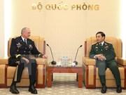 Destacan cooperación militar Vietnam – Estados Unidos