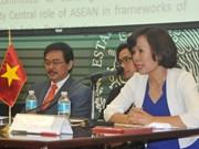 Organizan seminario sobre la ASEAN en México