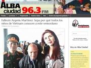 """Falleció Carlos Argenis Martínez, participante en la """"Operación Van Troi"""""""