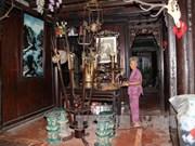 Casa de 123 años de antigüedad en Tay Ninh reconocida como reliquia arquitectónica