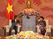 Presidenta de Asamblea Nacional valora visita a Vietnam del emperador Akihito