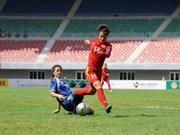 Selección femenina vietnamita de fútbol se reúne para campeonato asiático