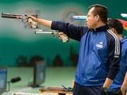 Hoang Xuan Vinh gana plata en Mundial de Tiro