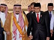 Incumplida expectativa de Indonesia de atracción de inversiones sauditas