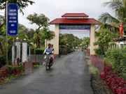 Sudcorea apoya a Vietnam en asuntos de zonas rurales