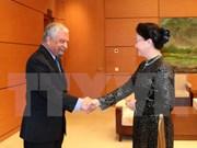 Presidenta legislativa resalta labor de ONU en Vietnam