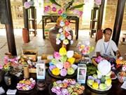 Thua Thien-Hue celebrará festival de oficios tradicionales