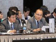 Altos funcionarios debaten prioridades del Año APEC 2017