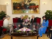 Destacan excelente estado de nexos Vietnam-Japón
