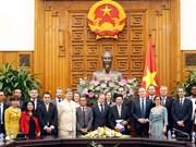 EuroCham promete estimular inversiones europeas en Vietnam