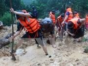 EE.UU. ayuda a Vietnam a mejorar capacidad contra desastres naturales