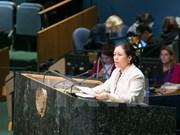 Vietnam exhorta a países a continuar suministro de ayuda oficial para el desarrollo