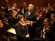Performance de orquesta sinfónica de Londres ameniza noche de Hanoi
