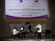 Reitera Vietnam disposición de estrechar cooperación multifacética con Filipinas