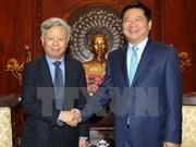 Banco de Inversión para Infraestructura de Asia dispuesto a colaborar con Vietnam