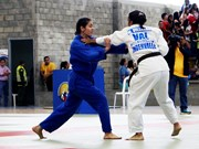Judocas vietnamitas ganan tres oros en torneo en Hong Kong