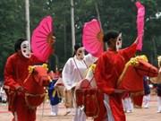 Reconocen a danzas Xuan Pha como patrimonio cultural inmaterial de Vietnam 