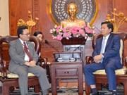 Ciudad Ho Chi Minh invita a empresas japonesas a invertir en infraestructura