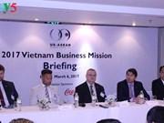 Empresas estadounidenses comprometidas a invertir a largo plazo en Vietnam