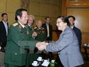 Refuerzan Vietnam y Laos lazos de amistad