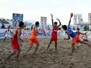 Vietnam participará en campeonato asiático de balonmano