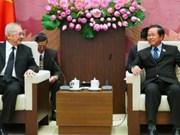 Destacan contribuciones de Grupo parlamentario de Amistad a nexos Vietnam- Tailandia