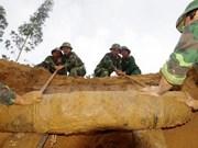 Provincia vietnamita destinará fondo multimillonario a desactivación de minas