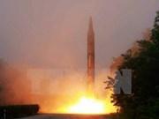 Vietnam preocupado por lanzamiento de misiles efectuado por Corea del Norte
