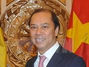 Vicecanciller vietnamita concluye visita de trabajo a UE