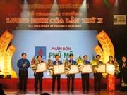 Honrarán en Vietnam a los 10 jóvenes más sobresalientes