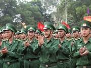 Intensifican cooperación entre militares jóvenes de Vietnam e India