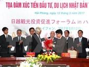 Ciudad norvietnamita llama a más inversiones niponas en comercio y turismo