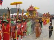 Gran concurrencia a festival Tay Thien, uno de los mayores en el norte de Vietnam