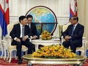 Vietnam y Camboya intensifican lazos tradicionales