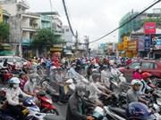 Ciudad Ho Chi Minh publicará índice de contaminación de aire y agua