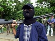 Filipinas abate a un subjefe de Abu Sayyaf