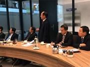 Proponen crear mecanismo de cooperación entre policía de Vietnam y EUROPOL