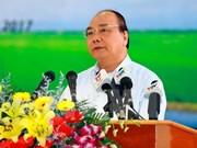 Premier de Vietnam pide la renovación integral de sector arrocero en Delta de Mekong