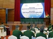 Vietnam y Países Bajos cooperan en actividades de mantenimiento de paz de la ONU