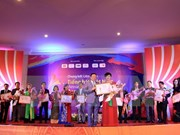 Clausuran Festival de Voz Vietnam-ASEAN en Laos
