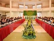 Vietnam y Camboya aspiran a incrementar intercambio comercial